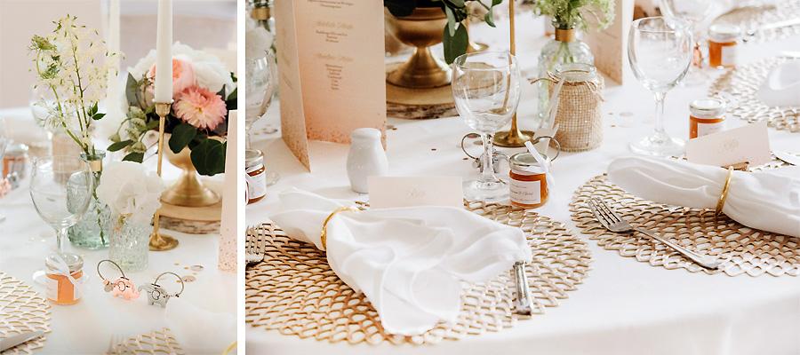 professionelle Hochzeitsdekoration
