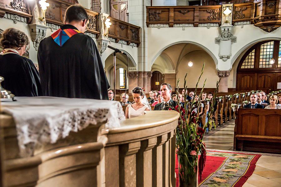 Evangelische Trauung