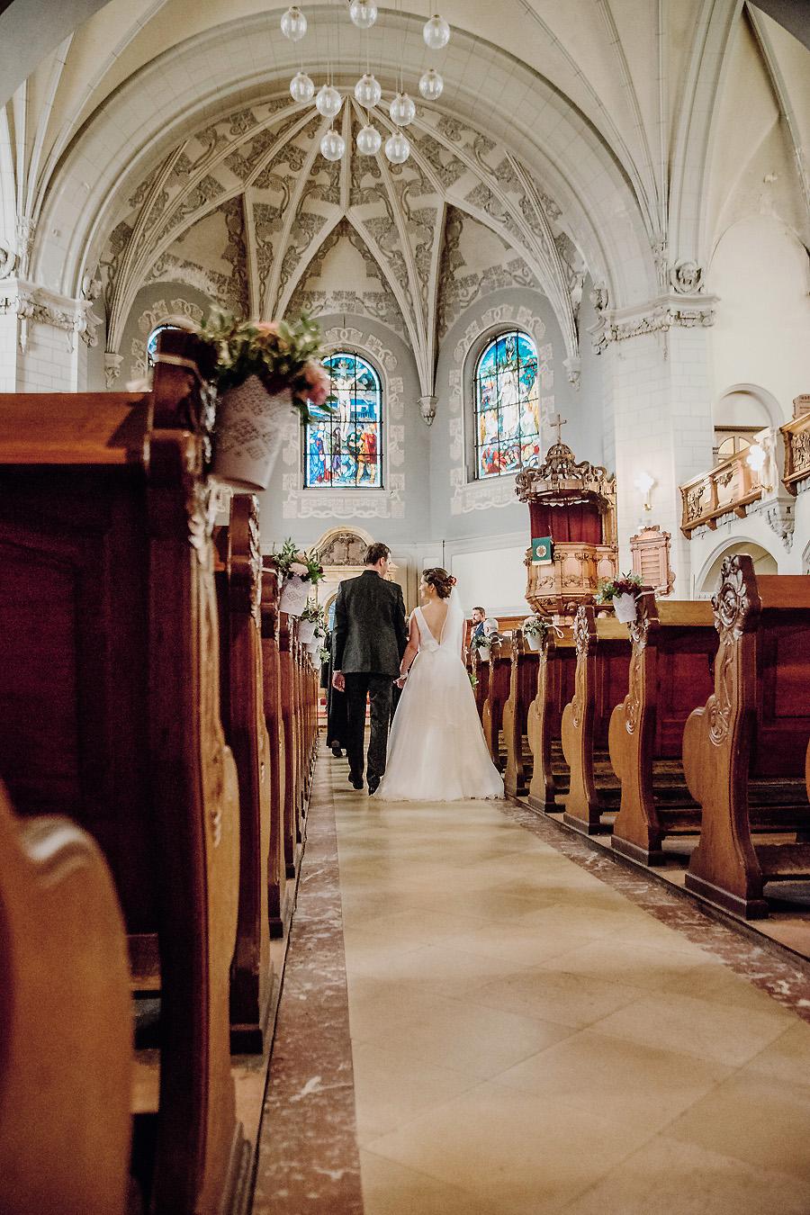Hochzeitsfoto Michaeliskirche