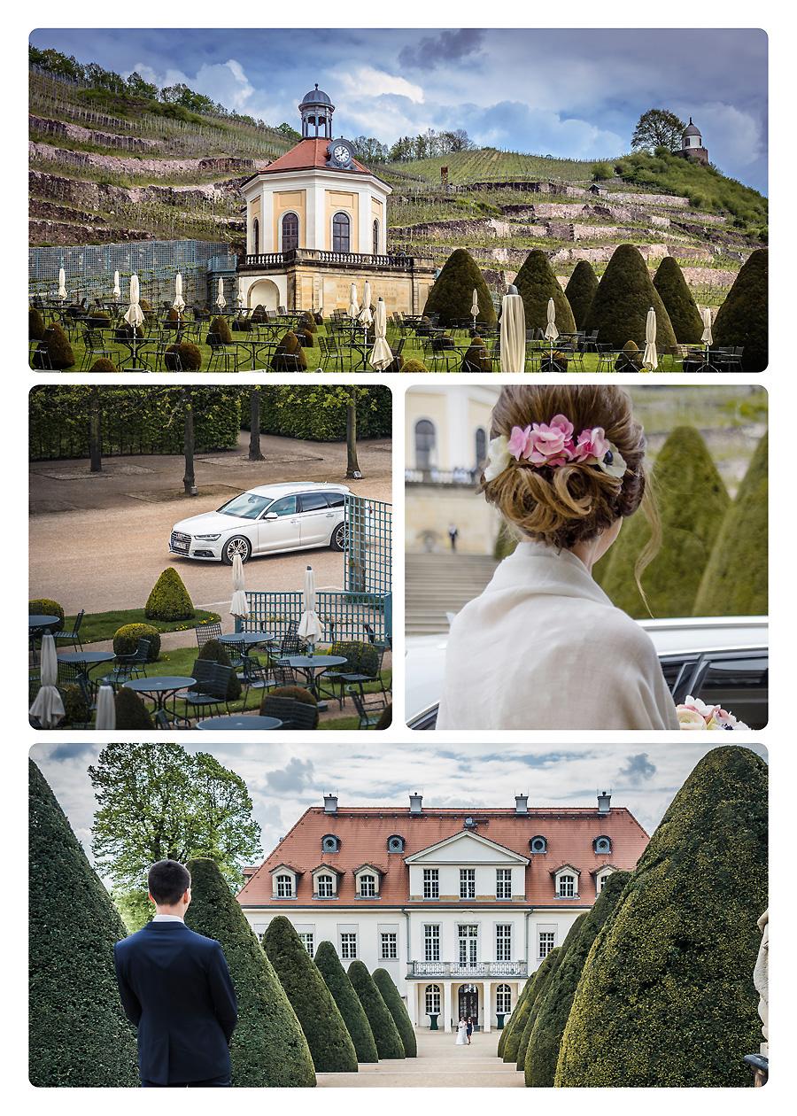 Hochzeitsfotos in Redebeul