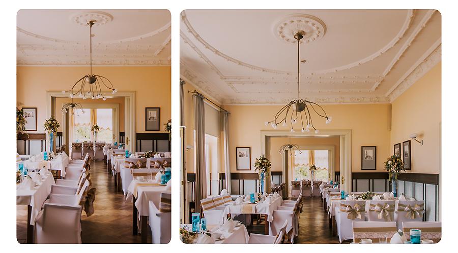 Hochzeit in der Villa am Bernsteinsee Leipzig