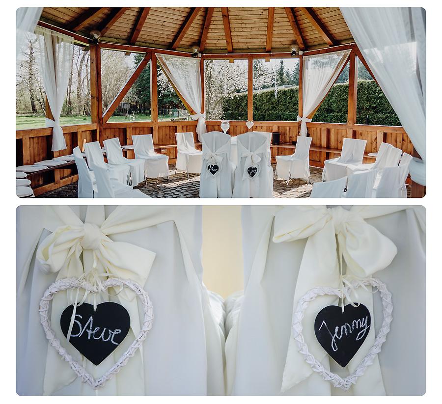 besondere Hochzeitslocation Sachsen Pavillon