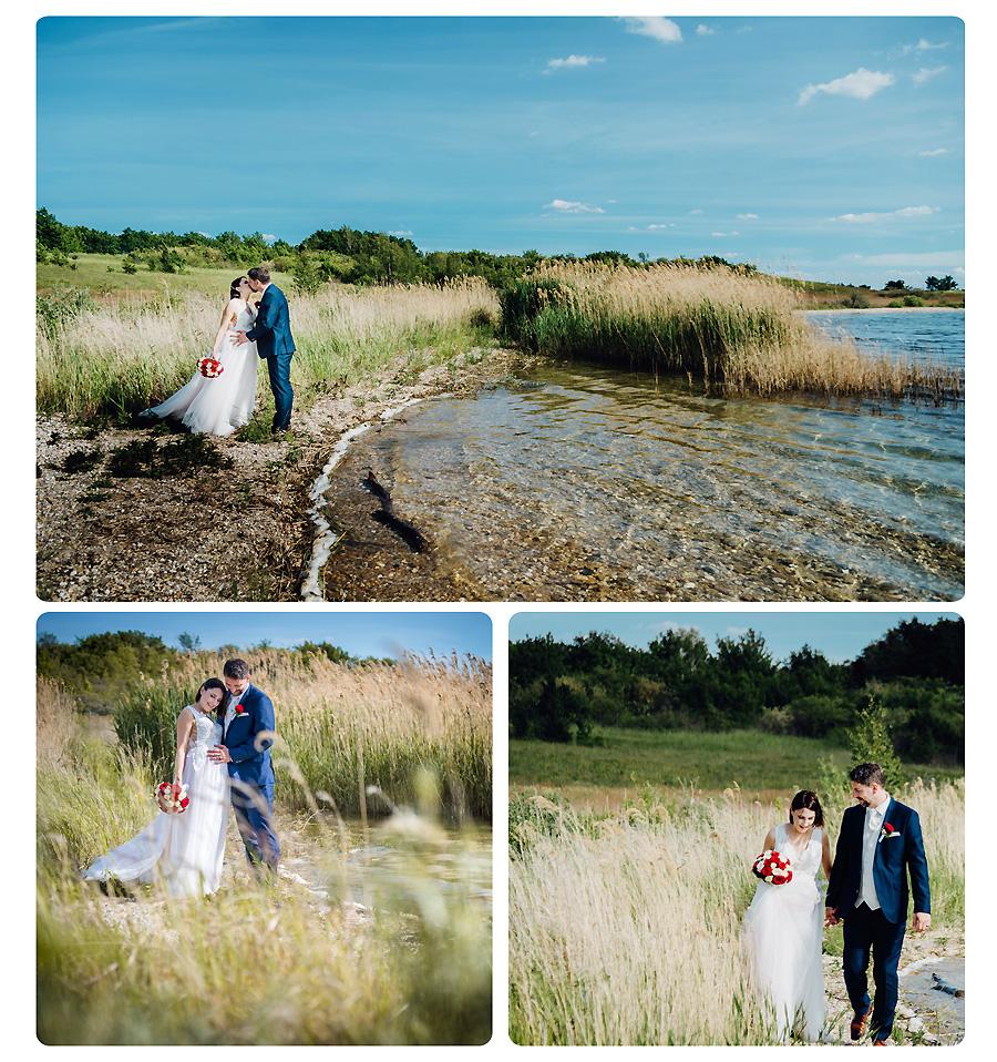 Hochzeit an der Schladitzer Bucht