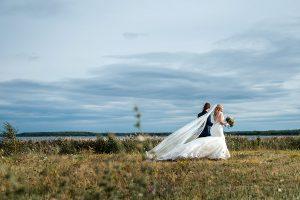 Hochzeit an der Goitzsche